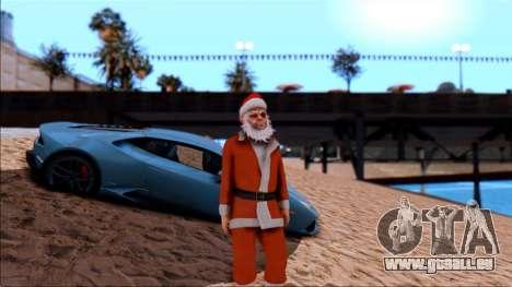 HD-Texturen der Strand für GTA San Andreas dritten Screenshot