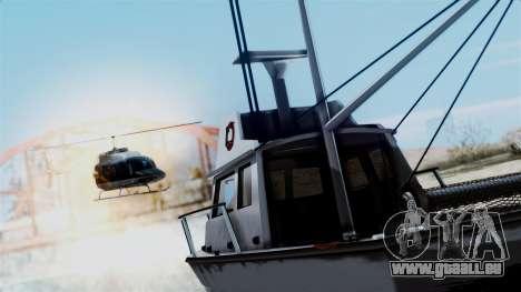 GTA 5 Effects v2 für GTA San Andreas dritten Screenshot
