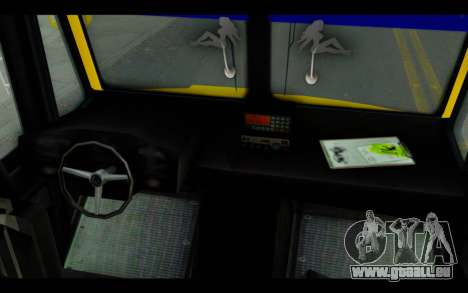 Iveco Turbo Daily Buseton pour GTA San Andreas vue de droite