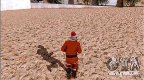 HD-Texturen der Strand für GTA San Andreas