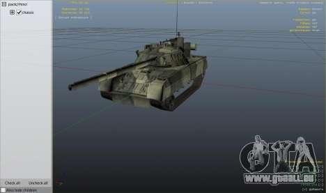 GTA 5 Roue T-80U