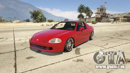 Honda CRX Del Sol für GTA 5