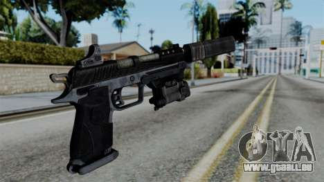 CoD Black Ops 2 - B23R Silenced für GTA San Andreas zweiten Screenshot