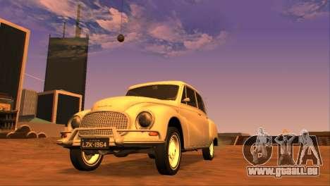 DKW-Vemag Belcar 1001 1964 für GTA San Andreas