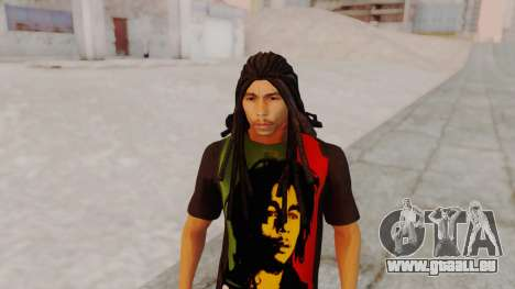 Bob Marley pour GTA San Andreas