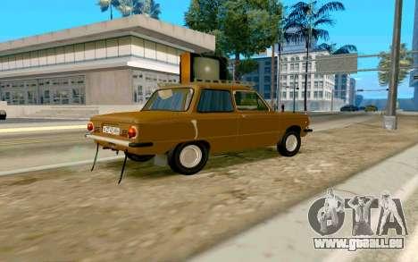 ZAZ 968 pour GTA San Andreas vue de droite