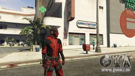 The Deadpool Mod für GTA 5