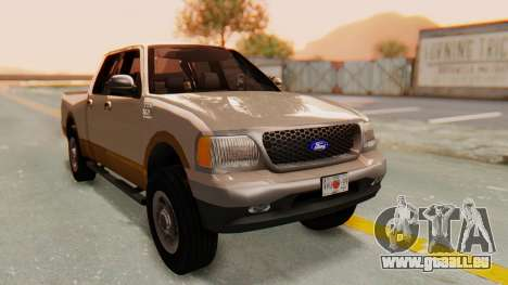 Ford F-150 2001 pour GTA San Andreas