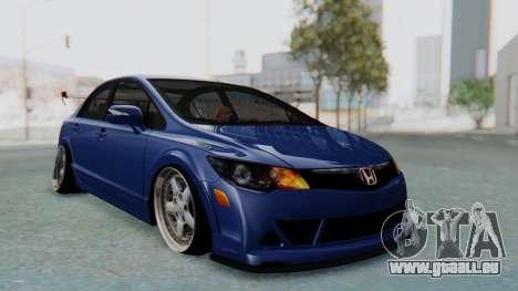 Honda Mugen FD6 für GTA San Andreas