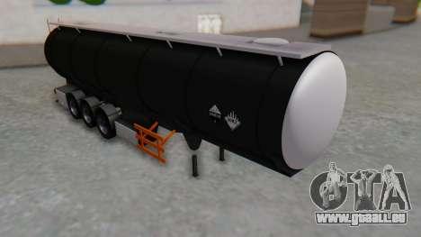Trailer Cistern für GTA San Andreas