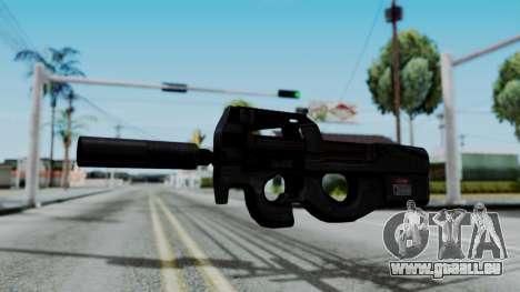 P90 für GTA San Andreas
