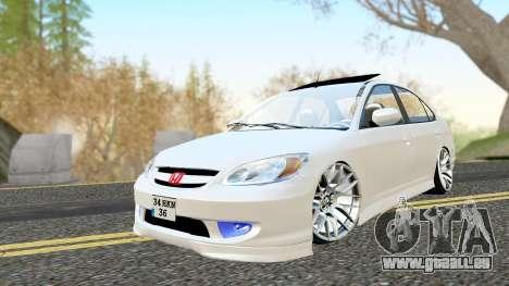 Honda Civic Vtec 2 für GTA San Andreas