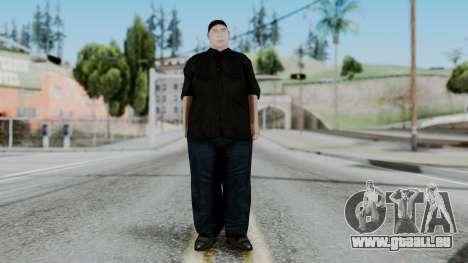 July3p pour GTA San Andreas deuxième écran
