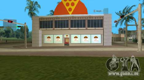 Iraninan Pizza Shop für GTA Vice City zweiten Screenshot