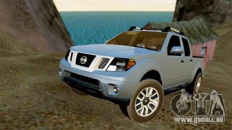 Nissan Frontier PRO-4X 2014 pour GTA San Andreas