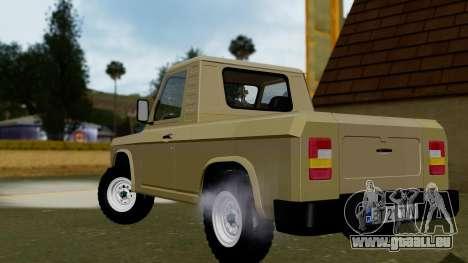 Aro 242 1996 für GTA San Andreas linke Ansicht