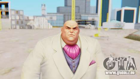 Marvel Future Fight - Kingpin pour GTA San Andreas