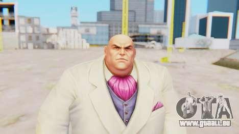 Marvel Future Fight - Kingpin für GTA San Andreas