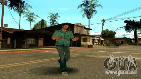 Tommy Vercetti pour GTA San Andreas troisième écran
