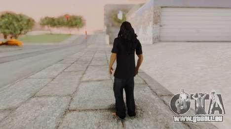 Bob Marley pour GTA San Andreas troisième écran