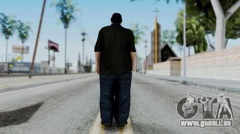 July3p pour GTA San Andreas troisième écran