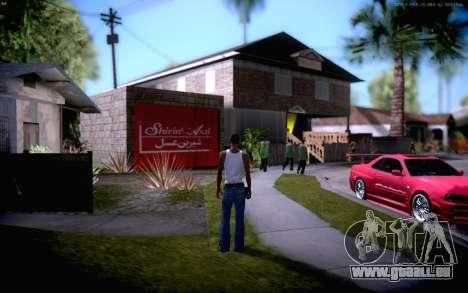 New CJ Home pour GTA San Andreas