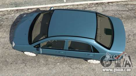 GTA 5 Suzuki Liana vue arrière