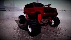 GTA 4 Cavalcade Monster Truck für GTA San Andreas
