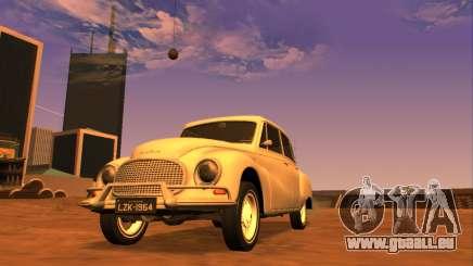 DKW-Vemag Belcar 1001 1964 pour GTA San Andreas