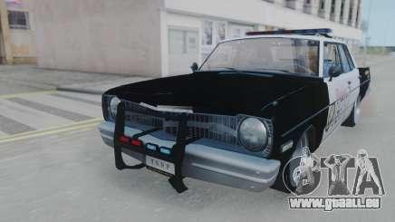 Dodge Dart 1975 v3 Police für GTA San Andreas