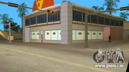 Iraninan Pizza Shop für GTA Vice City