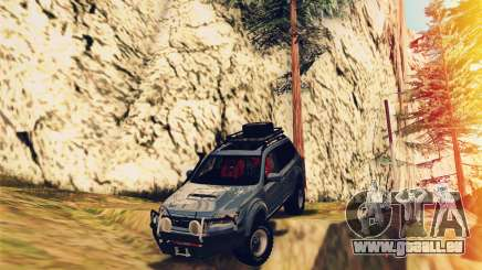 Subaru Forester 2008 Off Road für GTA San Andreas