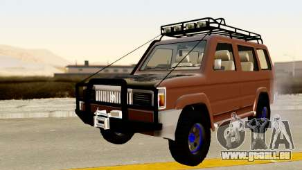 Toyota Kijang Grand Extra Off-Road für GTA San Andreas