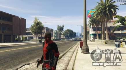 The Deadpool Mod für GTA 5