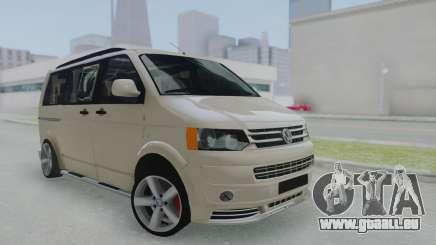 Volkswagen Transporter TDI pour GTA San Andreas