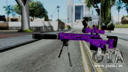 Purple Sniper pour GTA San Andreas