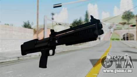 GTA 5 Bullpup Shotgun pour GTA San Andreas