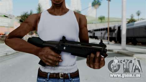 GTA 5 Bullpup Shotgun pour GTA San Andreas troisième écran