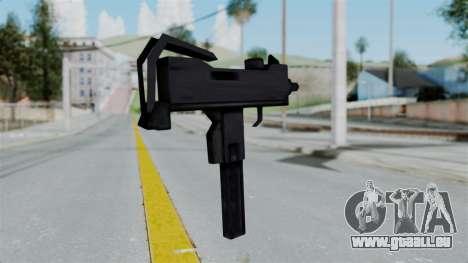 Vice City Ingram Mac 10 für GTA San Andreas zweiten Screenshot