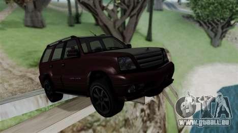 GTA 5 Albany Cavalcade v1 für GTA San Andreas