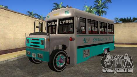 Dodge D600 Senaltur für GTA San Andreas