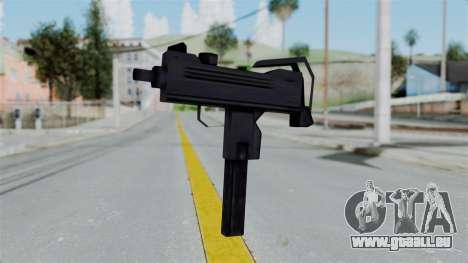 Vice City Ingram Mac 10 für GTA San Andreas