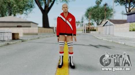 Ant Cesaro 2 pour GTA San Andreas deuxième écran