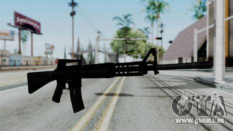 No More Room in Hell - M16A4 Carryhandle pour GTA San Andreas