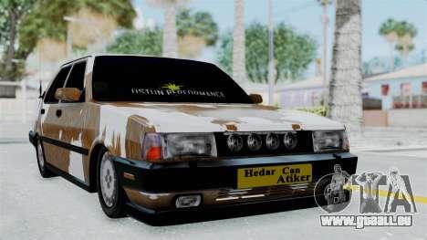 Tofas Dogan Modified pour GTA San Andreas
