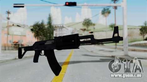 GTA 5 Assault Rifle pour GTA San Andreas deuxième écran