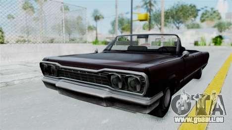 Augmentée. pour GTA San Andreas