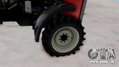 IMT Traktor für GTA San Andreas zurück linke Ansicht