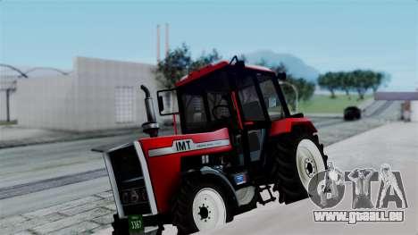 IMT Traktor für GTA San Andreas rechten Ansicht