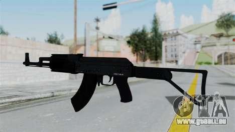 GTA 5 Assault Rifle pour GTA San Andreas troisième écran